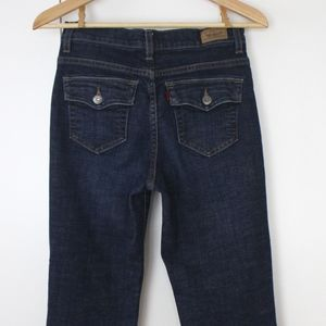 Levis 512 Perfectly Slimming Bootcut Jeans Size 4